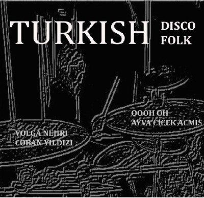 Arşivplak - Turkish Disco Folk EP