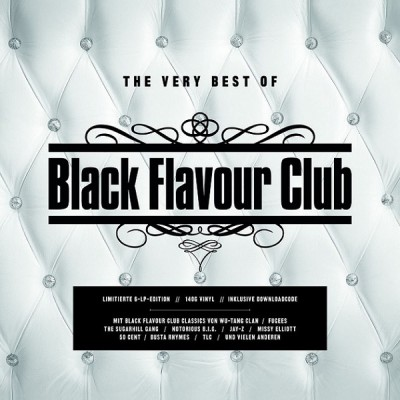 Various - The Very Best Of Black Flavour Club