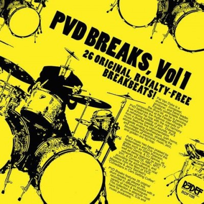 Pat Van Dyke - PVD Breaks Vol 1
