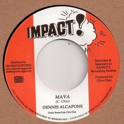 Dennis Alcapone - Mava / Mava Passion