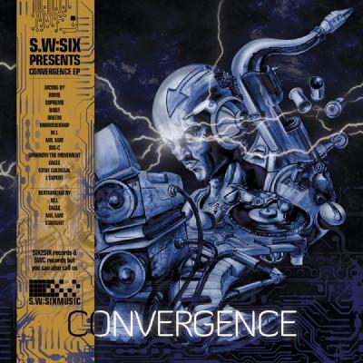 S.W:SIX Music - Convergence EP