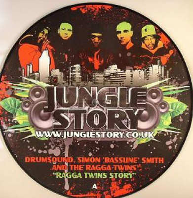 "Drumsound, Simon ""Bassline"" Smith & The Ragga Twins - Ragga Twins Story"