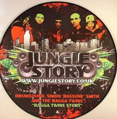 "Drumsound, Simon ""Bassline"" Smith & The Ragga Twins - Ragga Twins Story"