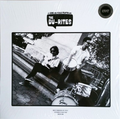 The Du-Rites - J-Zone And Pablo Martin Are The Du-Rites