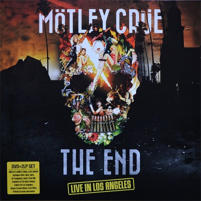 Mötley Crüe - The End - Live In Los Angeles