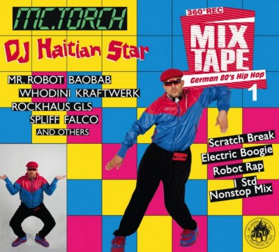 DJ Haitian Star - German 80's Hip Hop 1