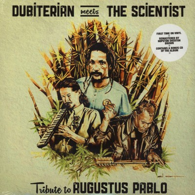Dubiterian Meets Scientist -  Tribute To Augustus Pablo