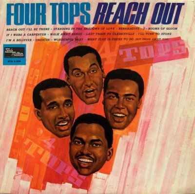 Four Tops - Four Tops Reach Out