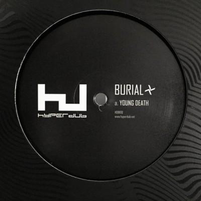 Burial - Young Death / Nightmarket