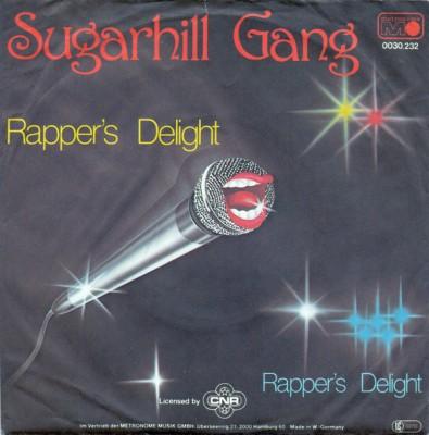 Sugarhill Gang - Rapper's Delight
