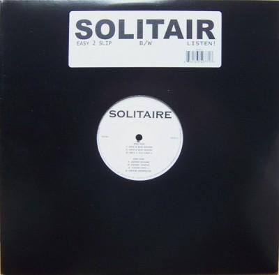 Solitair - Easy 2 Slip / Listen!