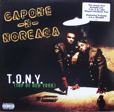 Capone -N- Noreaga - T.O.N.Y. (Top Of New York)