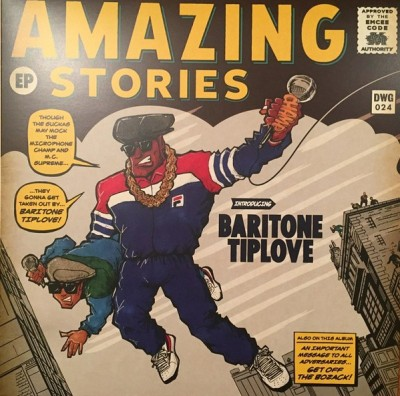 Baritone Tiplove - Amazing Stories Volume 1