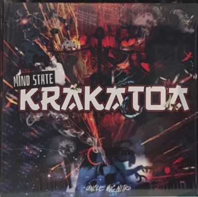 Uncle Mic Nitro - Mind State Krakatoa