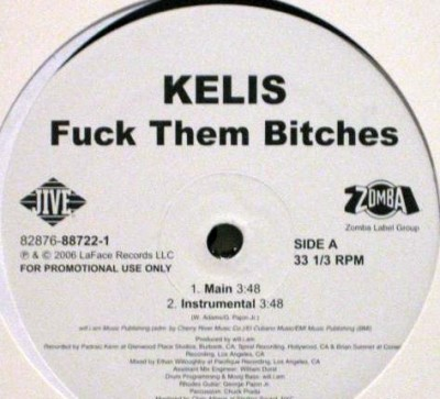 Kelis - Fuck Them Bitches