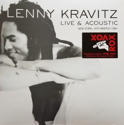 Lenny Kravitz - Live & Acoustic - New York, 14th March 1994