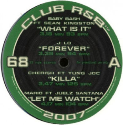 Various - Club R&B 68