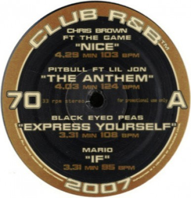 Various - Club R&B 70