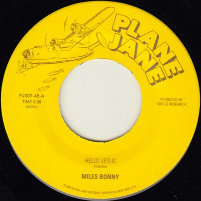 Miles Bonny - Hello Jesus