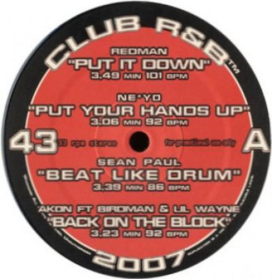 Various - Club R&B 43