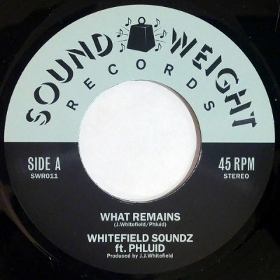Whitefield Brothers - What Remains / Safari Strut (Fuzzed)