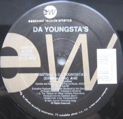 Da Youngsta's - Somethin' 4 Da Youngsta's