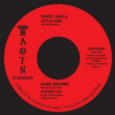 Hard Drivers feat Vivian Lee - Since I Was A Little Girl