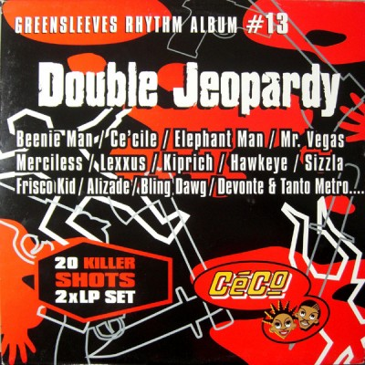 Various - Double Jeopardy