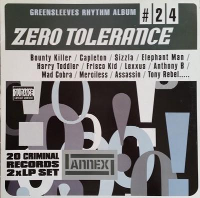 Various - Zero Tolerance