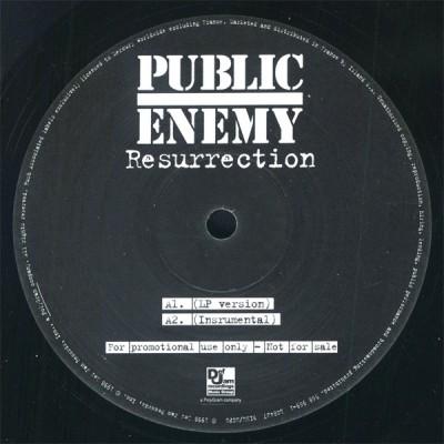 Public Enemy - Resurrection / He Got Game