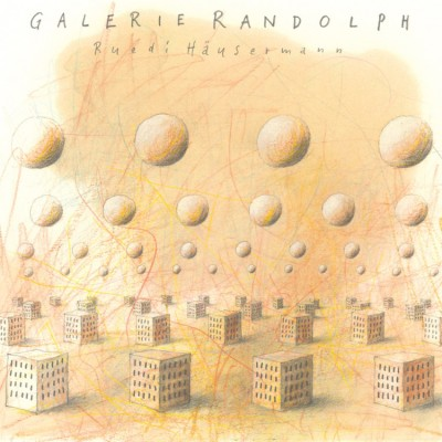 Ruedi Häusermann - Galerie Randolph (Ltd. LP/Deluxe Gatefold Sleeve)