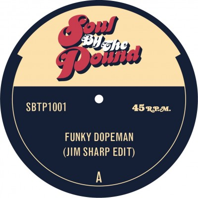Jim Sharp - Funky Dopeman / I Chose You
