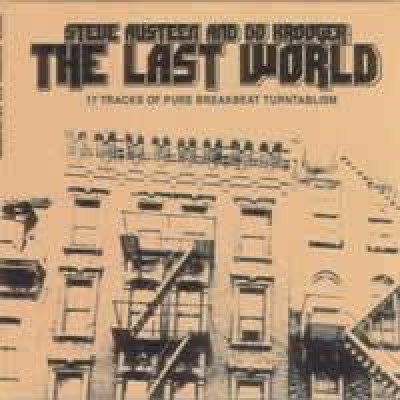 Steve Austeen - The Last World