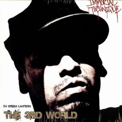 Immortal Technique & DJ Green Lantern - The 3rd World