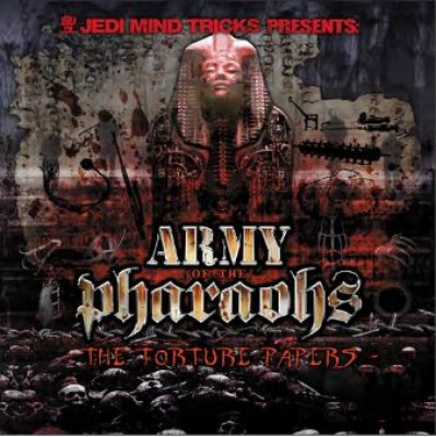Jedi Mind Tricks - The Torture Papers