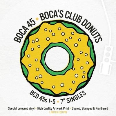 Bocac 45 - Boca's Club Donuts