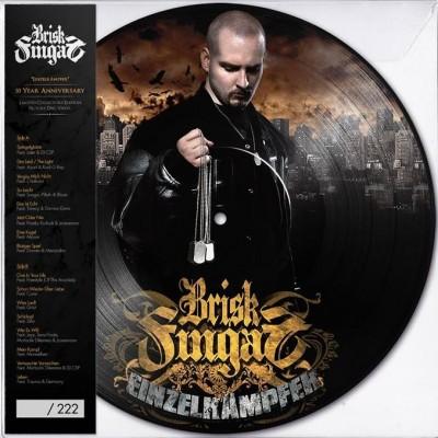 DJ Brisk Fingaz - Einzelkämpfer