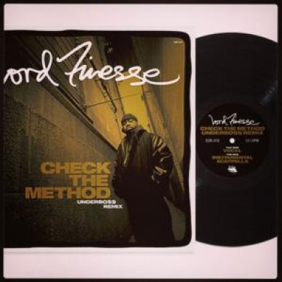 Lord Finesse - Check The Method Underboss Remix