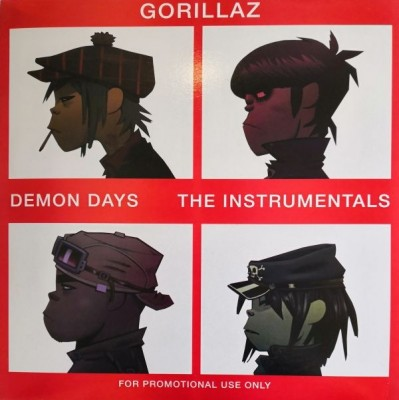 Gorillaz - Demon Days Instrumentals