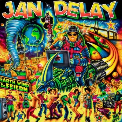 Jan Delay - Earth, Wind & Feiern