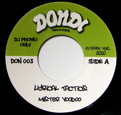 Mr. Voodoo - Lyrical Tactics
