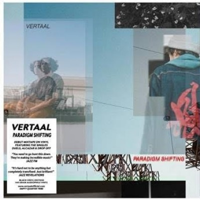 Vertaal - Paradigm Shifting (Black Vinyl Version)