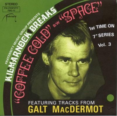 Galt MacDermot - Coffee Cold / Space (Green Vinyl Edition)