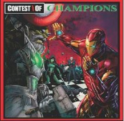The Genius - Liquid Swords (Marvel 2LP)