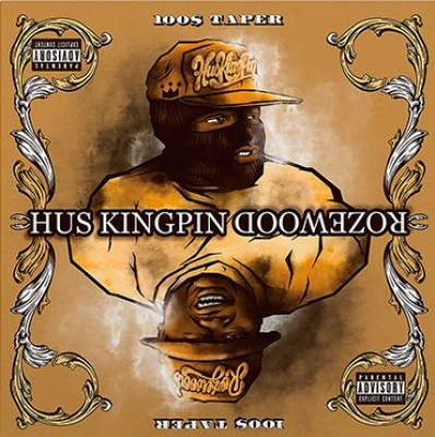 Hus Kingpin & Rozewood  - 100$ Taper (vinylism exclusive brown vinyl)