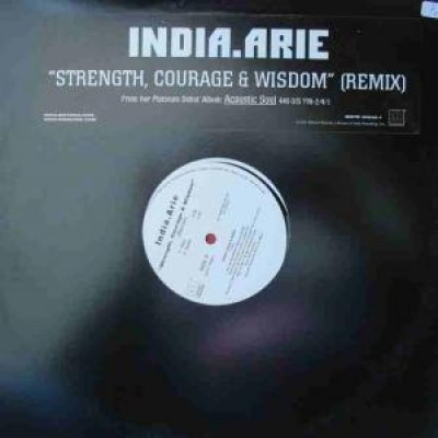 India.Arie - Strength, Courage & Wisdom (Remix)