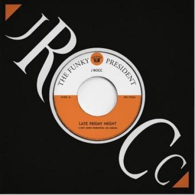 J.Rocc - Funky President Edits Vol.6