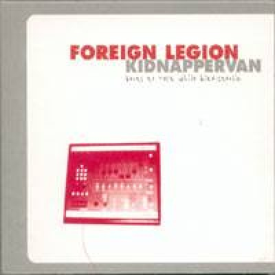 Foreign Legion - Kidnappervan