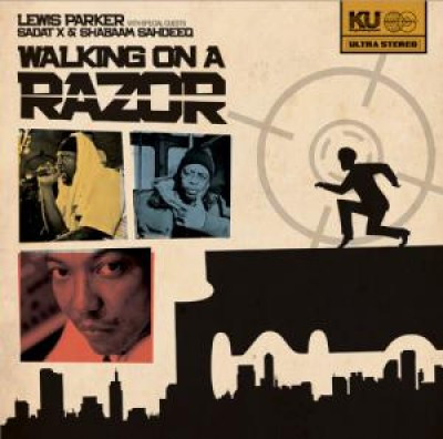 Lewis Parker - Walking on a Razor