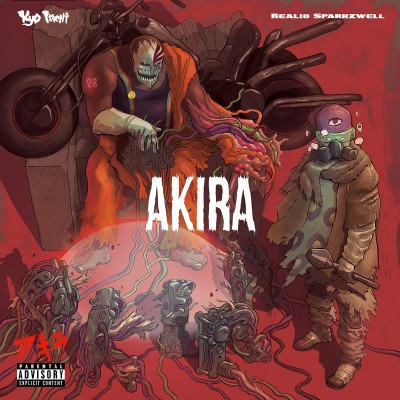 Kyo Itachi - Akira (red vinyl version)